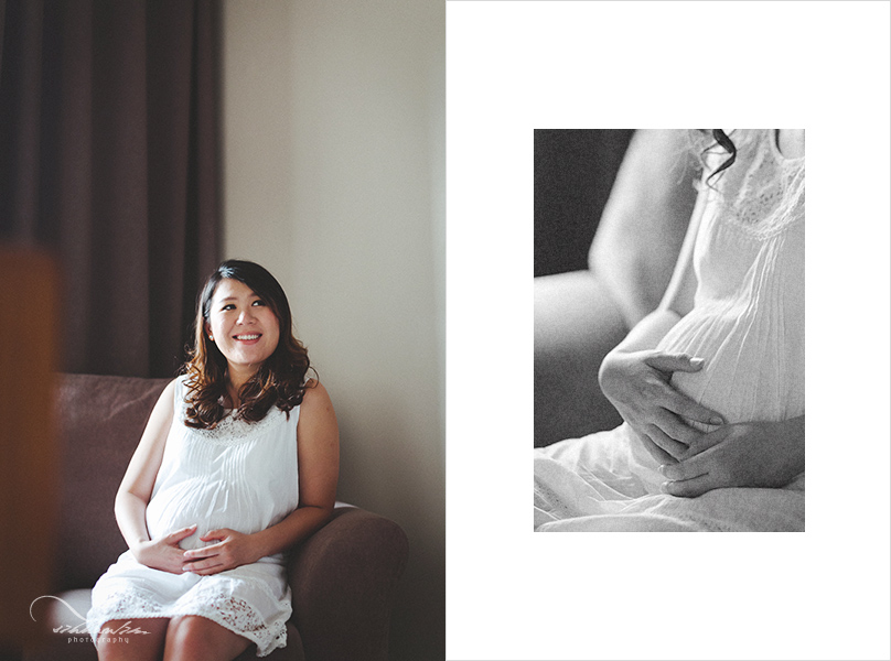 Malaysia Maternity Portrait Photography