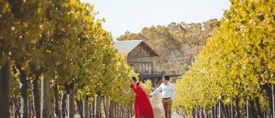 Perth Destination Pre Wedding Photography
