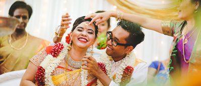Malaysia Chindian Wedding